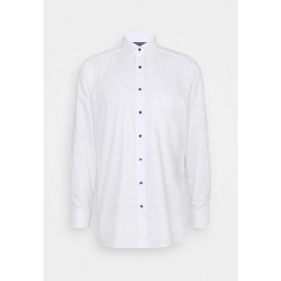 オリンプ メンズ ファッション MODERN FIT - Formal shirt - white