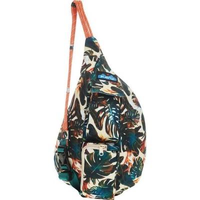 カブー KAVU レディース ショルダーバッグ バッグ Mini Rope Sling Pack Island Canopy