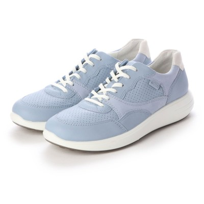 エコー ECCO SOFT 7 RUNNER W (DUSTY BLUE/DUSTY BLUE/SHADOW WHITE)