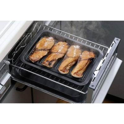 下村企販 グリルパン カリふわっトースターパン フッ素加工 グリルdeクック 日本製 38293