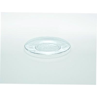東洋佐々木ガラス オービット リム付プレート240  46052 大皿