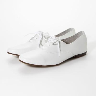ジュマペルカナデ Je m'appele canade 靴紐バブーシュ158 (WH)