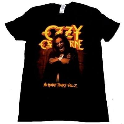 【OZZY OSBOURNE】オジーオズボーン「NO MORE TOURS」Tシャツ