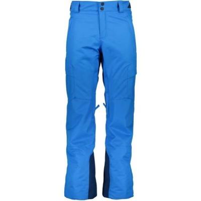 オバマイヤー Obermeyer メンズ ハイキング・登山 ボトムス・パンツ Orion Pant Blue Vibes