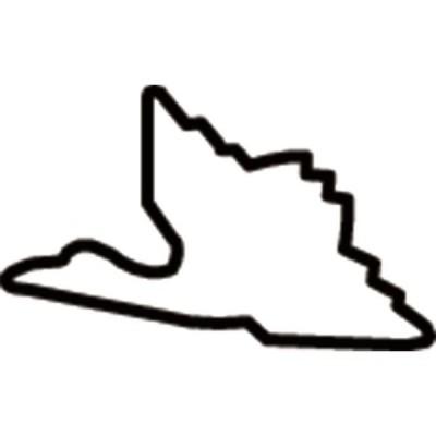 カンダ 05-0269-2001 生抜 極小 鶴 (0502692001)