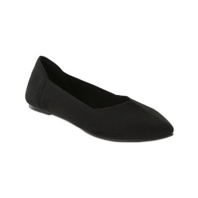 ミア サンダル シューズ レディース Women's Kerri Flyknit Flats Black