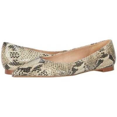 サム エデルマン Sam Edelman レディース スリッポン・フラット シューズ・靴 Stacey Beach Multi Pacific Snake Print Leather