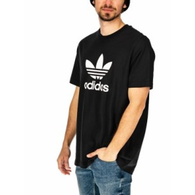 【ゆうメール便送料無料】adidas ORIGINALS アディダス オリジナルス Tシャツ メンズ レディース ユニセックス 半袖 黒 EKF76 CW0709