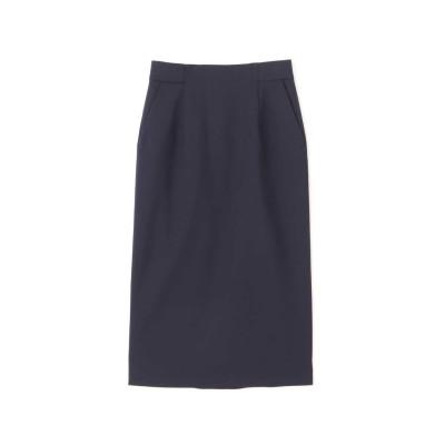 【先行予約3月中旬-下旬入荷予定】ストレッチツイルナロースカート
