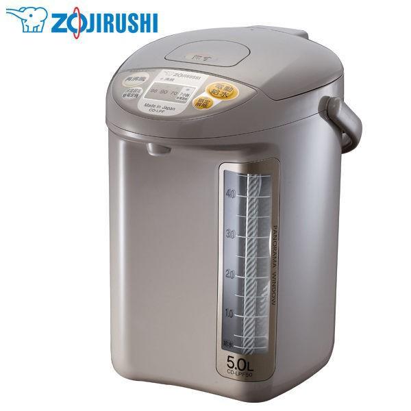 ZOJIRUSHI 象印- 5公升寬廣視窗微電腦電動熱水瓶 CD-LPF50 廠商直送