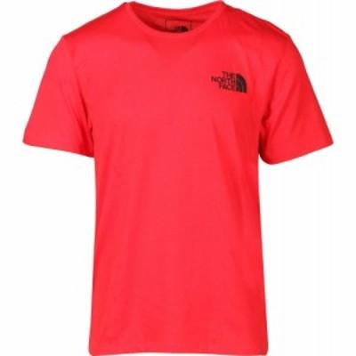 ザ ノースフェイス The North Face メンズ Tシャツ トップス Foundation Graphic T-Shirt TNF Red
