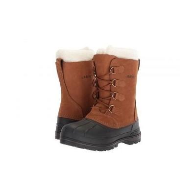Baffin バフィン レディース 女性用 シューズ 靴 ブーツ スノーブーツ Canada - Brown