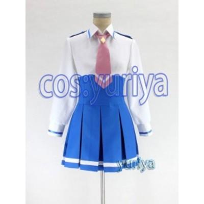 スマイルプリキュア 七色ヶ丘中学校女子制服 コスプレ衣装