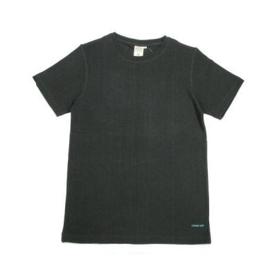 A HOPE HEMP アホープヘンプ REGULAR S/S TEE ヘンプコットン ショートスリーブ 半袖 Tシャツ / OLD BLACKIE