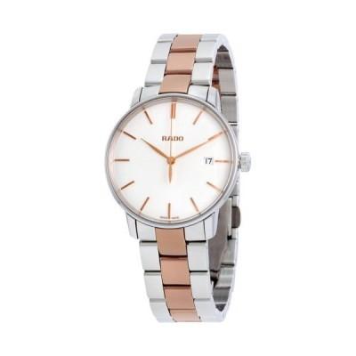 腕時計 ラドー Rado Coupole クラシック シルバー ダイヤル メンズ 腕時計 R22864022