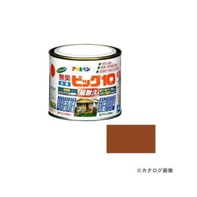 アサヒペン AP 水性ビッグ10多用途 1/5L 232カーキー色