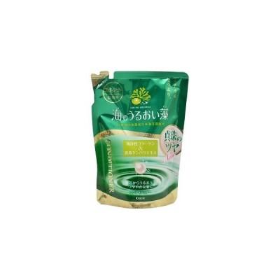 クラシエ 海のうるおい藻 コンディショナー 詰替用 420ml【日用消耗品】