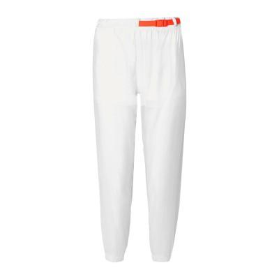 ナイキ NIKE パンツ ホワイト L ナイロン 100% パンツ