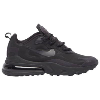 ナイキ メンズ エア マックス270 Nike Air Max 270 React スニーカー Black/Oil Grey/Oil Grey/Black