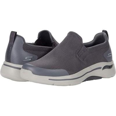 スケッチャーズ Go Walk Arch Fit - Togpath メンズ スニーカー 靴 シューズ Charcoal