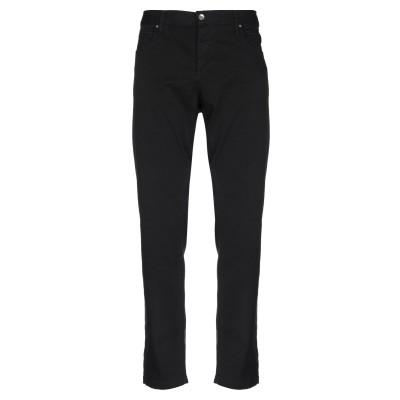 ARMANI EXCHANGE パンツ ブラック 28 コットン 98% / ポリウレタン 2% パンツ