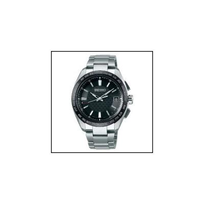 セイコー  ブライツ  ソーラー 電波 時計  メンズ 腕時計  SAGZ091
