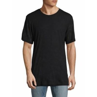 ブラックデニム メンズ トップス Tシャツ ポロシャツ 61 Solid T-Shirt