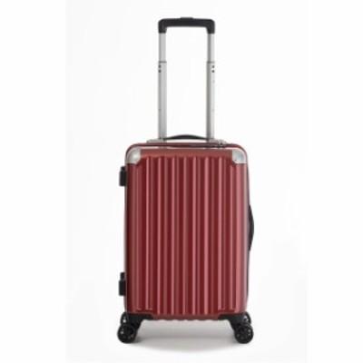 アジア・ラゲージ スーツケース ALI-6008-18 ハードジッパーキャリー 31L 1~3泊