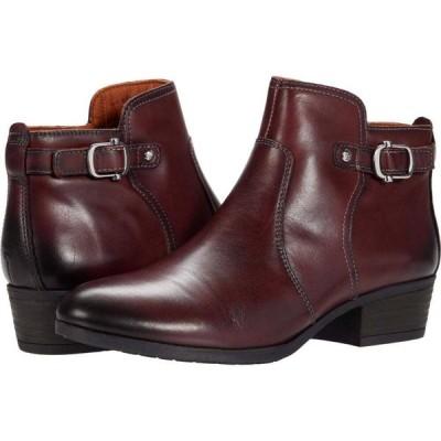 ピコリノス Pikolinos レディース ブーツ シューズ・靴 Daroca W1U-8759 Garnet