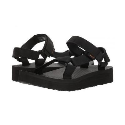 Teva テバ レディース 女性用 シューズ 靴 サンダル Midform Universal - Black