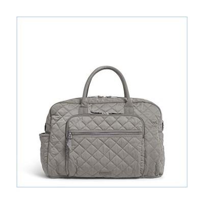 Vera Bradley Women's Performance Twill Weekender Travel Bag, Tranquil Gray, One Size並行輸入品