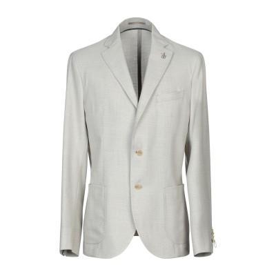 パオローニ PAOLONI テーラードジャケット ベージュ 56 ウール 100% テーラードジャケット