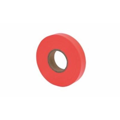 シンワ測定 マーキングテープ 15mm×50m 蛍光オレンジ 74163