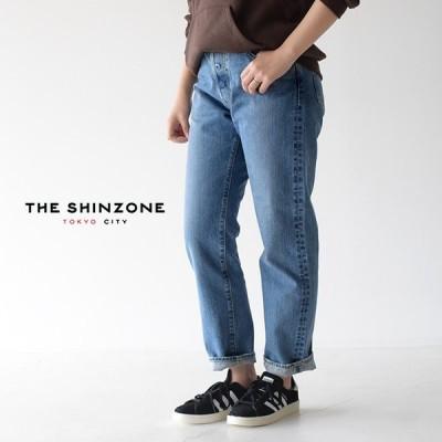 シンゾーン Shinzone ジェネラル ジーンズ GENERAL JEANS 13.5オンス ヘビーウェイト ジーンズ パンツ レディース 2020秋冬  18SMSPA65