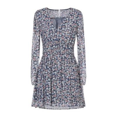 ペペ ジーンズ PEPE JEANS ミニワンピース&ドレス ブルー XS ポリエステル 100% ミニワンピース&ドレス