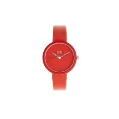 腕時計 クレヨン Crayo Blade Quartz Red Dial Watch CRACR5403