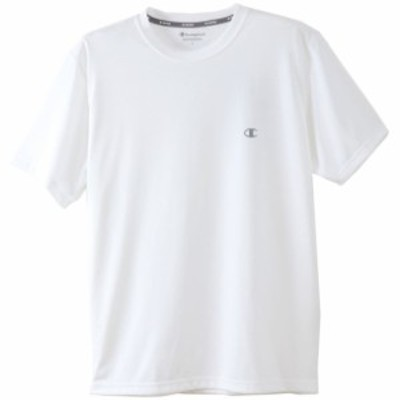 C VAPOR TEE 【champion】チャンピオン マルチSPTシャツ M (c3ks320-010)