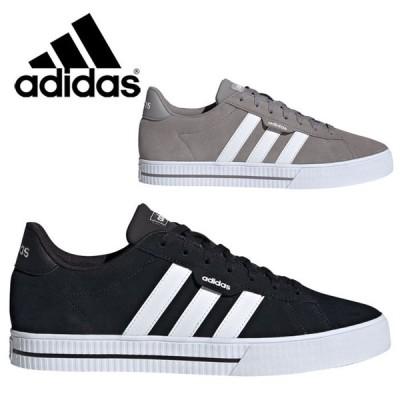 アディダス ADIDAILY 3.0 M KZP21 メンズシューズ FW7439 FW7440 スニーカー 黒靴 黒スニーカー ブラック