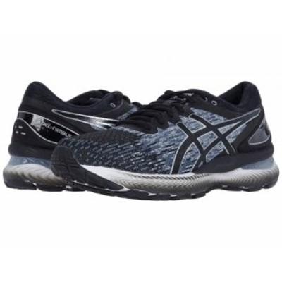 ASICS アシックス レディース 女性用 シューズ 靴 スニーカー 運動靴 GEL-Nimbus(R) 22 Black/White【送料無料】