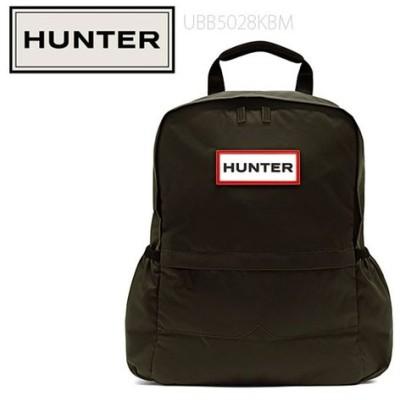ハンター HUNTER オリジナル ナイロン スモール バックパック 国内正規品  メンズ レディース バッグ かばん ダークオリーブ UBB5028KBM-DOV