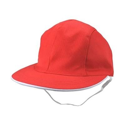 赤白帽子風船型-M-L-LL-M-53-58cm