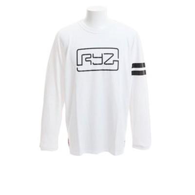 Tシャツ メンズ 長袖 869R9CD8729 WHT オンライン価格