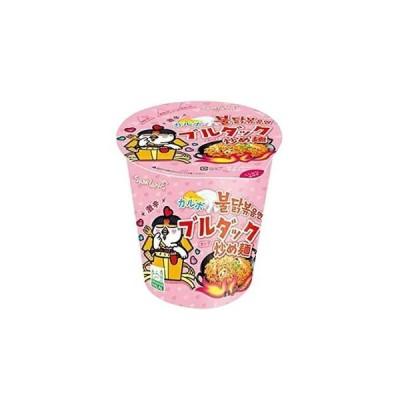 三養カルボブルダック炒め麺CUP(小)80g