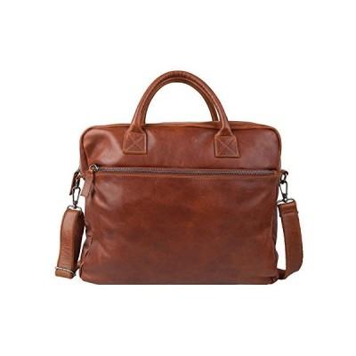Cowboysbag The Bag, Unisex Adults' Top-handle Bag, Brown (elephant Grey 135), 42x27x15 cm (B x H x T) 並行輸入品