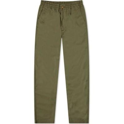 ラルフ ローレン Polo Ralph Lauren メンズ ボトムス・パンツ elasticated waist relaxed pant MOUNTAIN GREEN