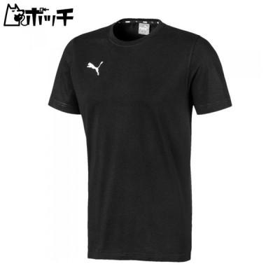 プーマ ジャパン TEAMGOAL23 カジュアル Tシャツ 656986 03プーマ ブラック PUMA ユニセックス サッカー サッカー用品 ボール