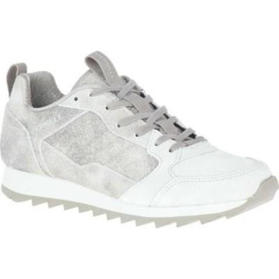 メレル Merrell レディース スニーカー シューズ・靴 Alpine Suede Sneaker