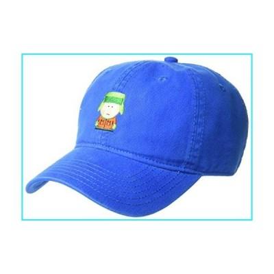 メンズ 野球帽 テレビ番組 野球帽 TV ブルー サウスパーク カイル