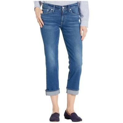 ラッキーブランド レディース デニムパンツ ボトムス Mid-Rise Sweet Straight Ankle Jeans in Secret
