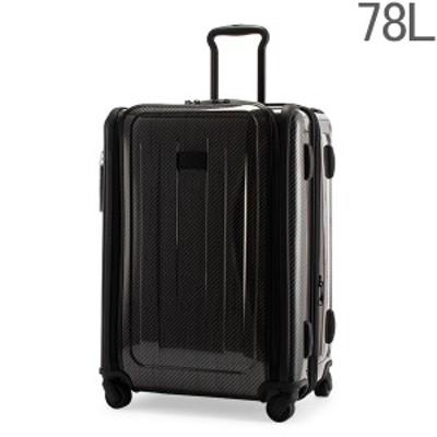 [あす着] トゥミ TUMI スーツケース 78L テグラ ショート 02803724DG2/124844-1060 ブラック/グラファイト 4輪